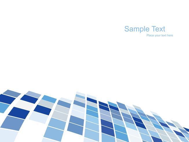 Patrón de mosaico de vectores