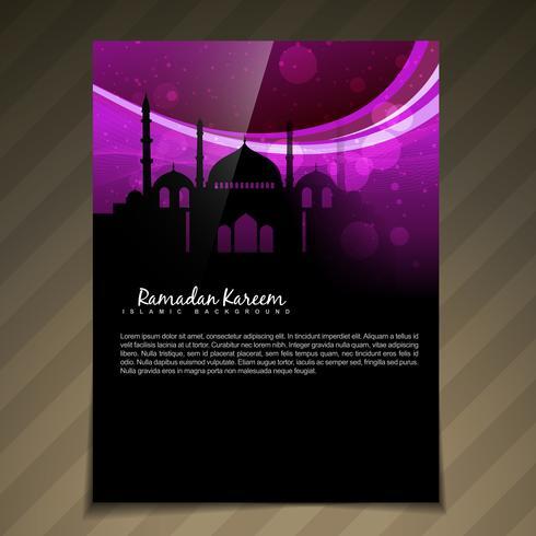 deesign brochure islamica