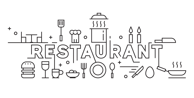 Unduh 940 Background Banner Restaurant Gratis