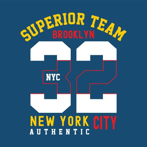 brooklyn east coast,t-shirt print