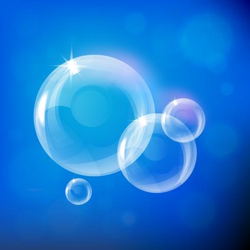Vektor Seifenblase