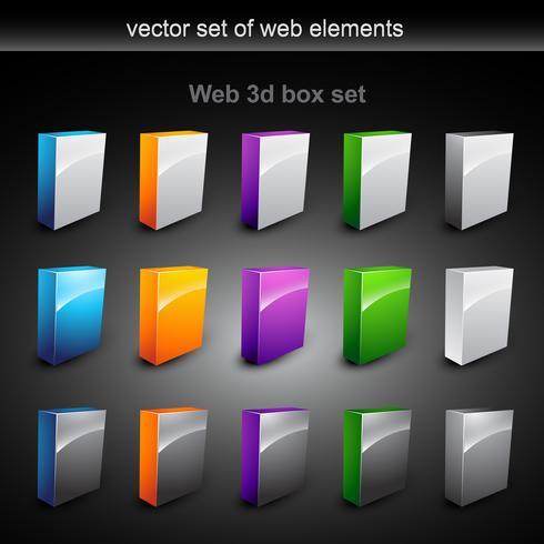 cajas web