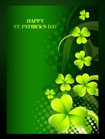het ontwerp van de dag van heilige Patrick