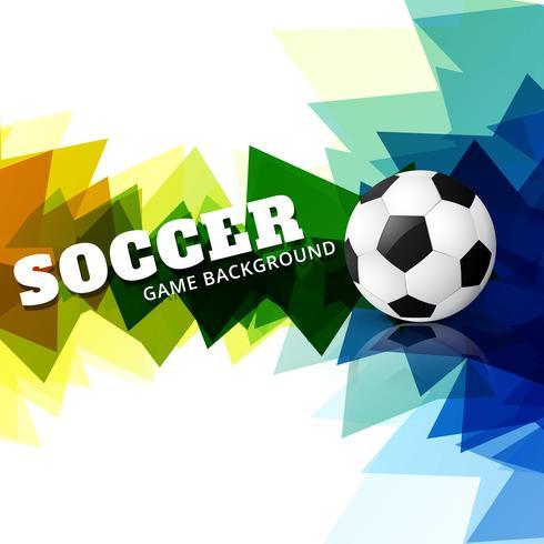 design criativo de futebol