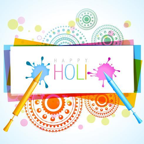 colorful holi splashes
