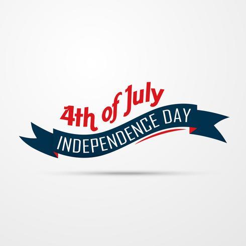 design americano giorno dell'indipendenza