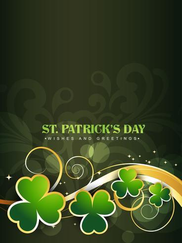 saint patrick dag design