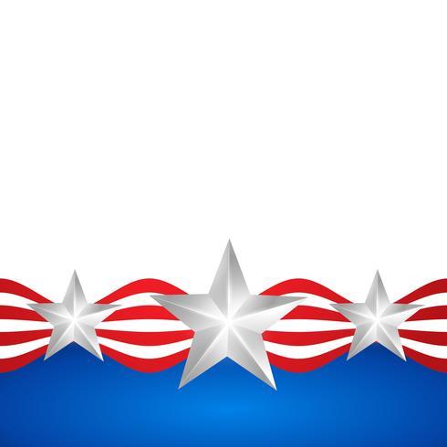 fête de l'indépendance américaine élégante