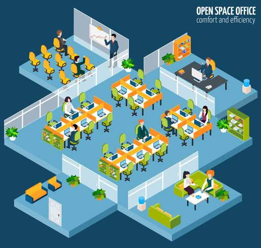 Open Space Büro