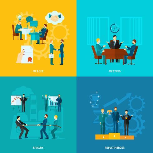 Conjunto de colaboração simples