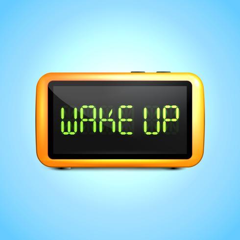 Sveglia digitale sveglia