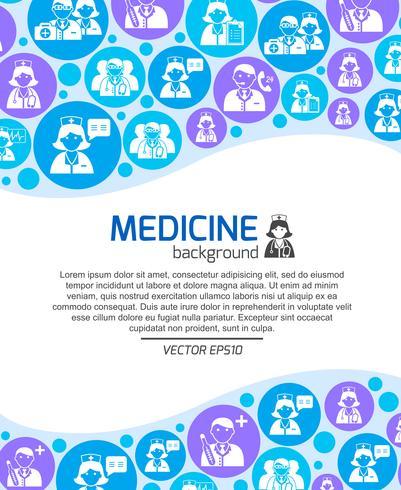 Antecedentes médicos y de medicina.