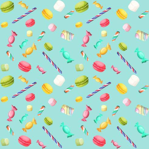 Candy naadloze patroon
