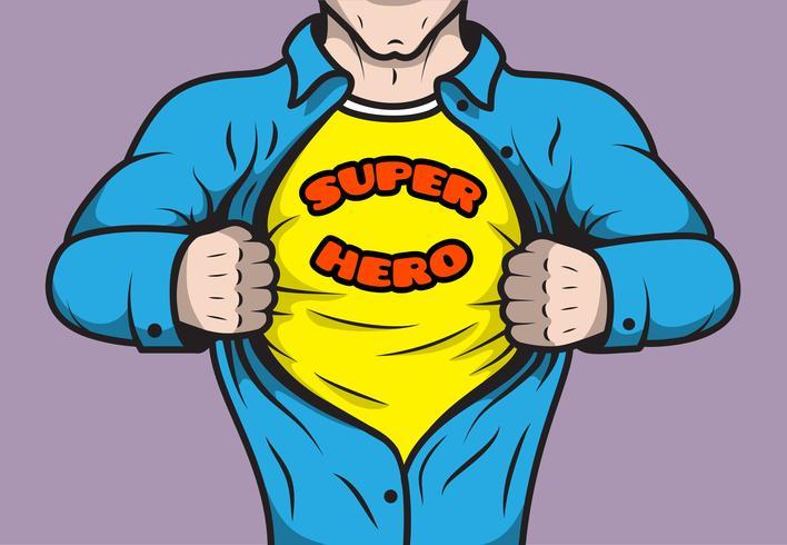Gemaskerde strip superheld