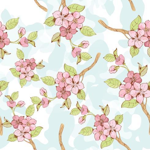Sakura rama de patrones sin fisuras?