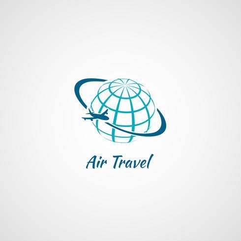 Globo icona dell'aeroplano