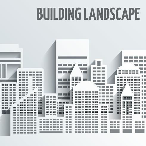 Edificio emblema del paisaje