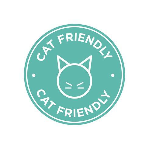 Cat friendly icon.