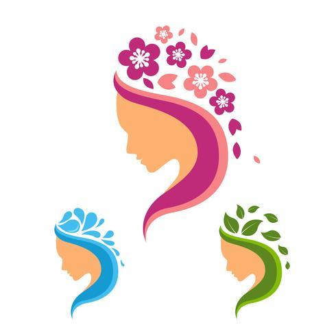 Beauty Logo Set