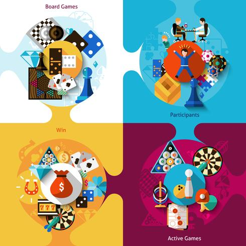 Set di design di giochi