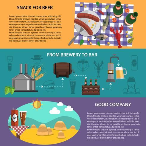 Bierfahnen eingestellt
