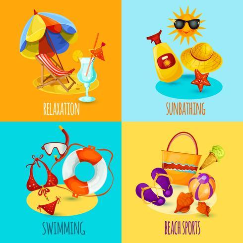 Summer Holidays Set