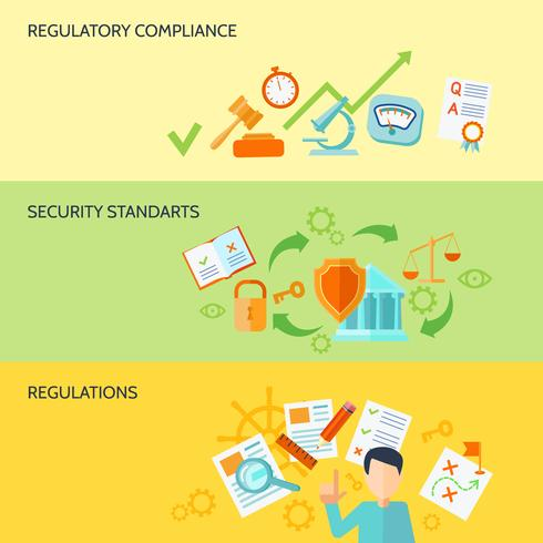 Compliance-Banner-Set