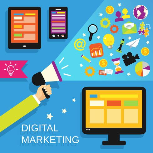 Set marketing numérique
