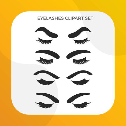 Collection Cils Plats