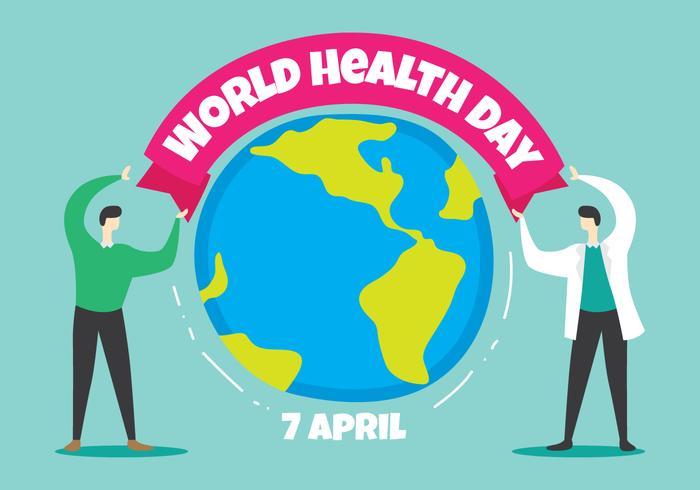 Wereldgezondheidsdag viering