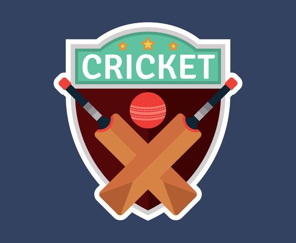 Logo de Cricket vector
