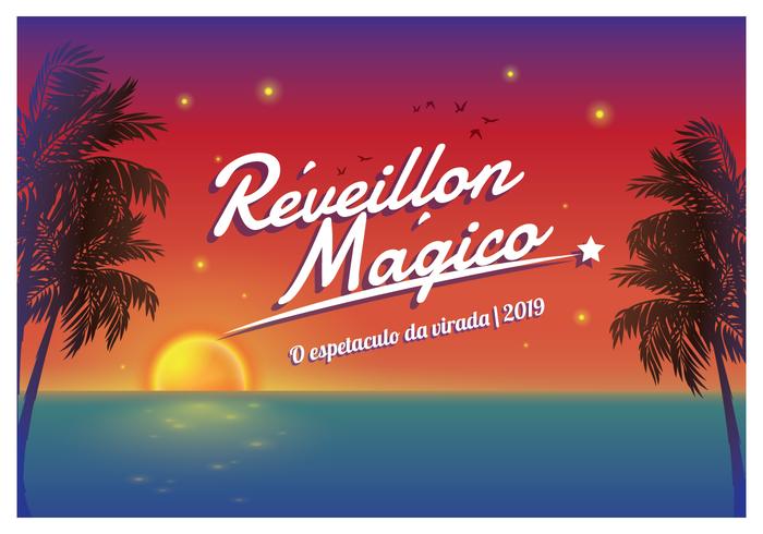 Reveillon Magico