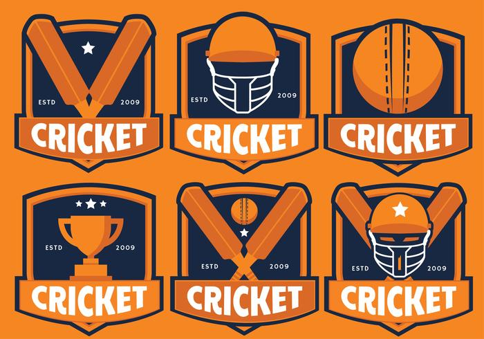 Cricket Vector Pack