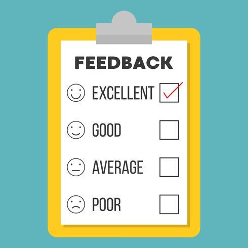 modèle de questionnaire de feedback - Telecharger ...