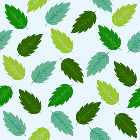 floral seamless pattern, flat design for use as background, wrapping paper or  wallpaper vector