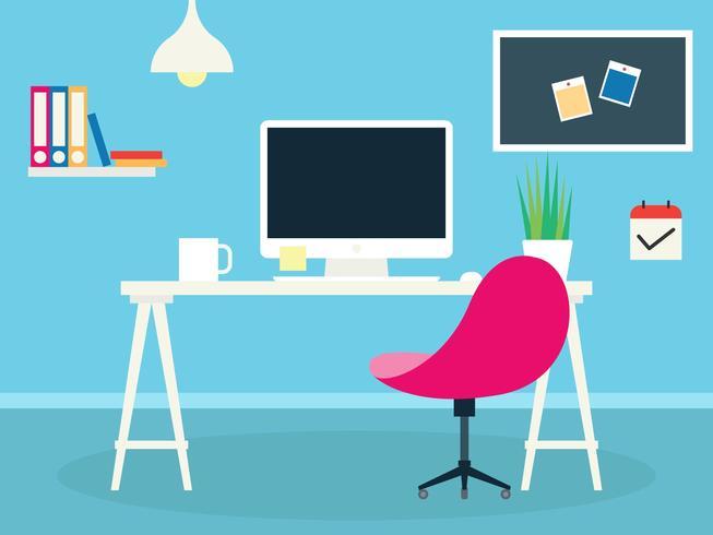 Uitstekend kantoor