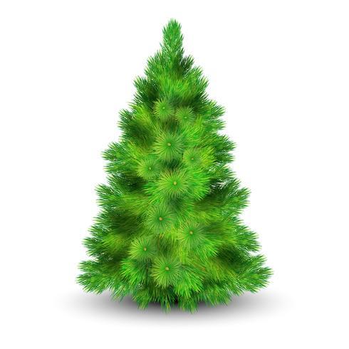 Illustrazione dell'albero di Natale