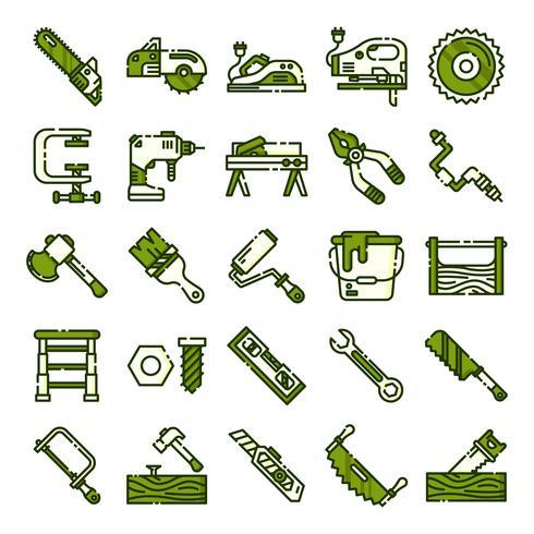 Tischler Icons Pack
