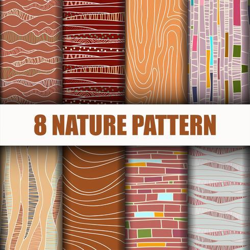 Establecer patrón de naturaleza abstracta
