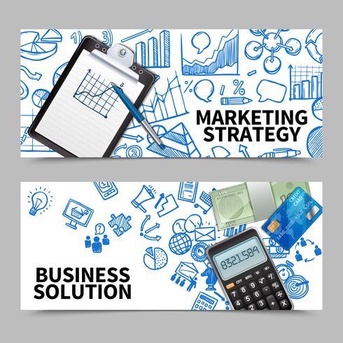 Marketing-Banner-Set