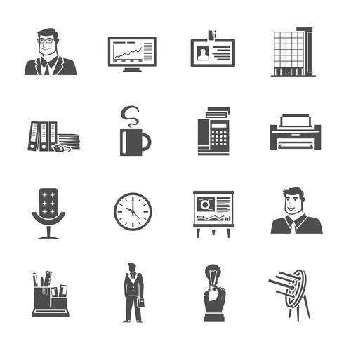 Office-pictogrammen instellen
