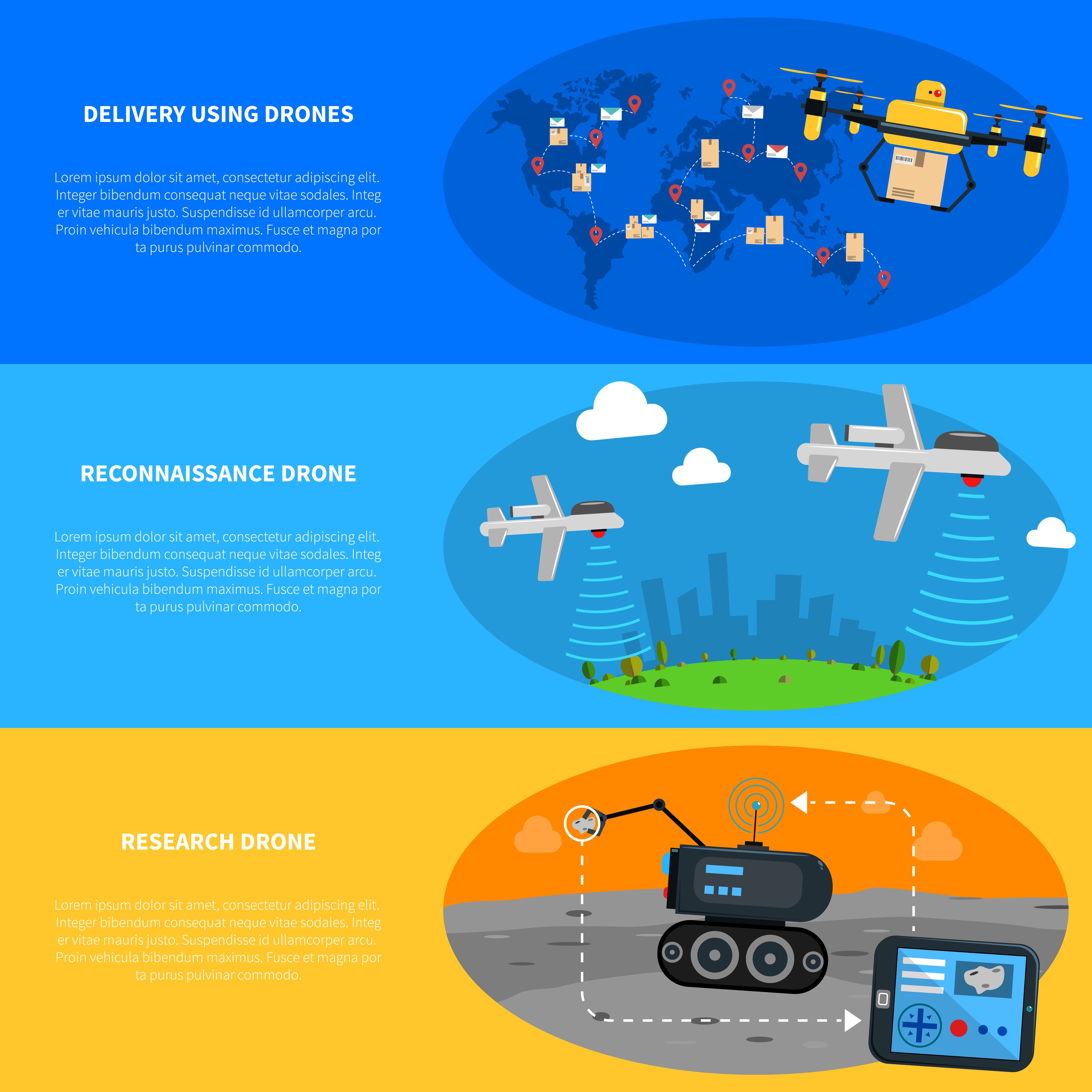 Pro Drone Logo Design: Download Free Vectors, Clipart