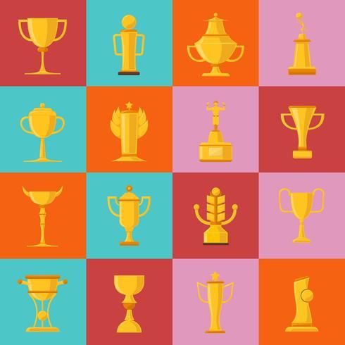 Premi le icone impostate