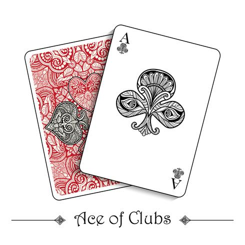Spielkarten-Konzept