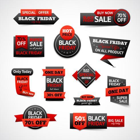 Black Friday-kortingen ingesteld