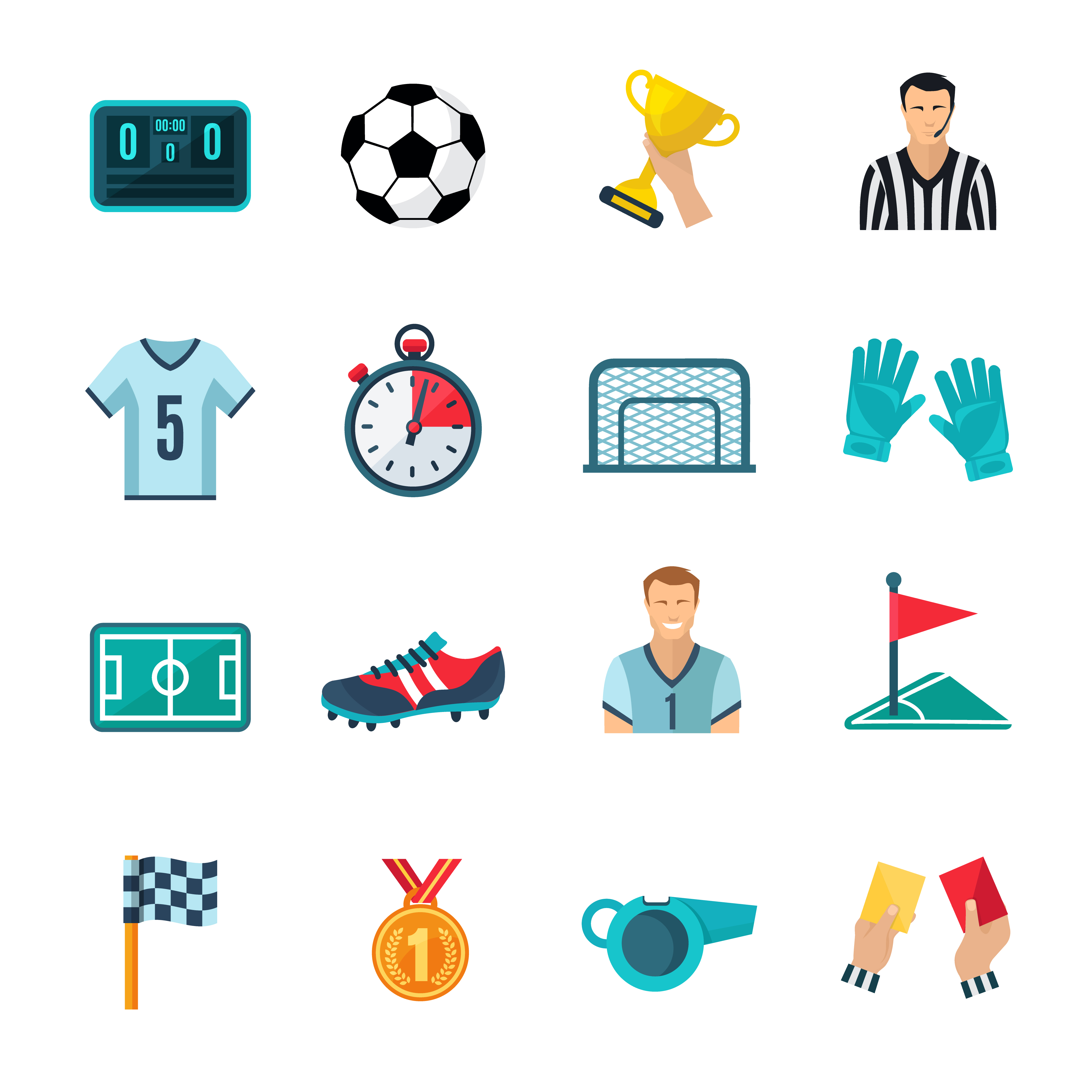 Fussball Icon