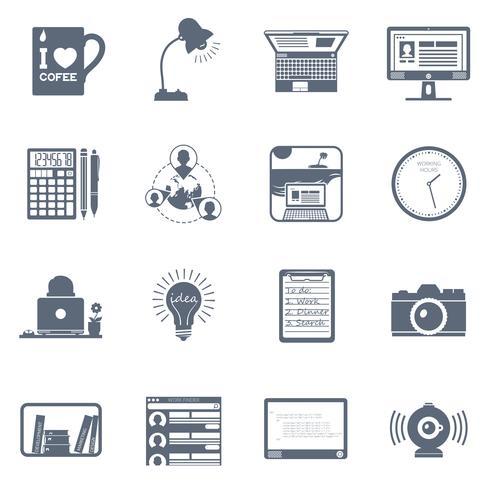 freelance icon set