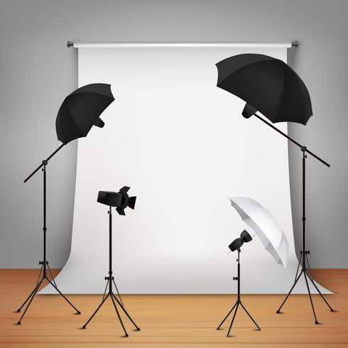 Foto Studio Design Concept