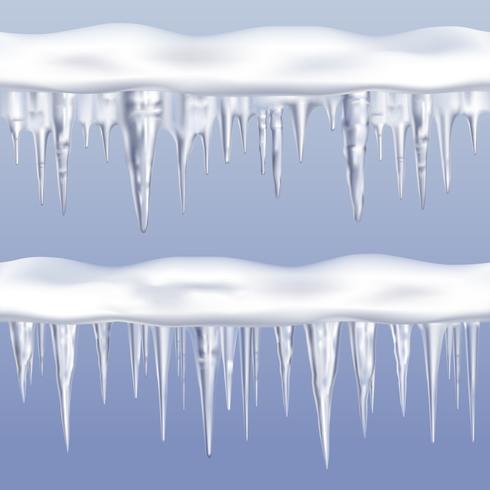 isbitar infallbara gränser uppsättning