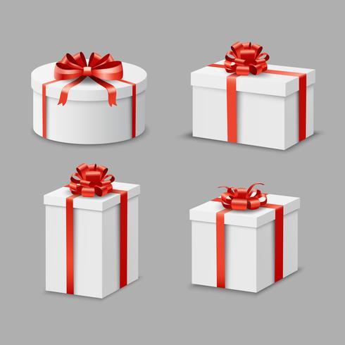 present box set vektor